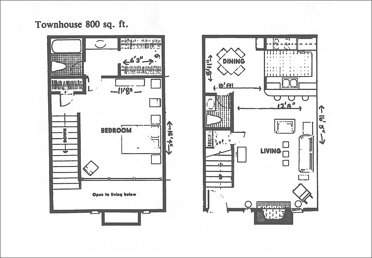 Townehouse Apartments In Oklahoma